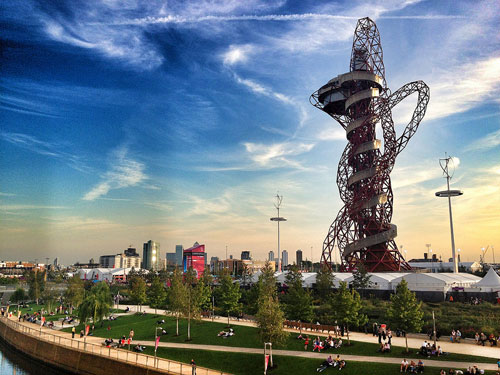 London Olympic Park Culture Scheme Could Create 10000 Jobs