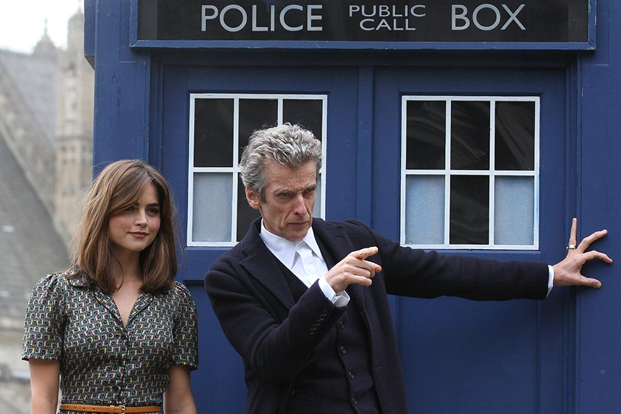 What recruiters can learn from Peter Capaldi's Dr Who departure