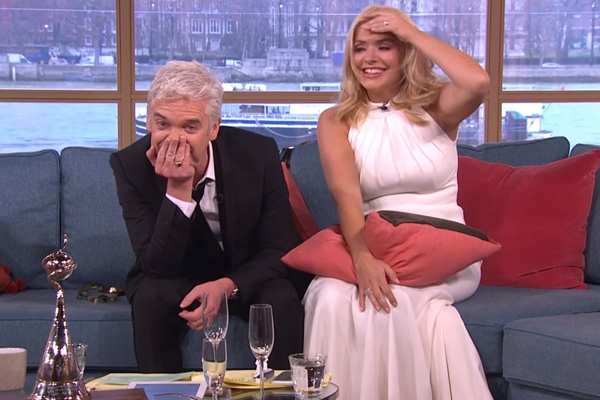 Should Holly Willoughby and Phillip Schofield have been allowed to work drunk?