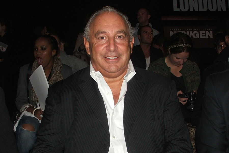 Would Sir Philip Green pass a leadership assessment today?