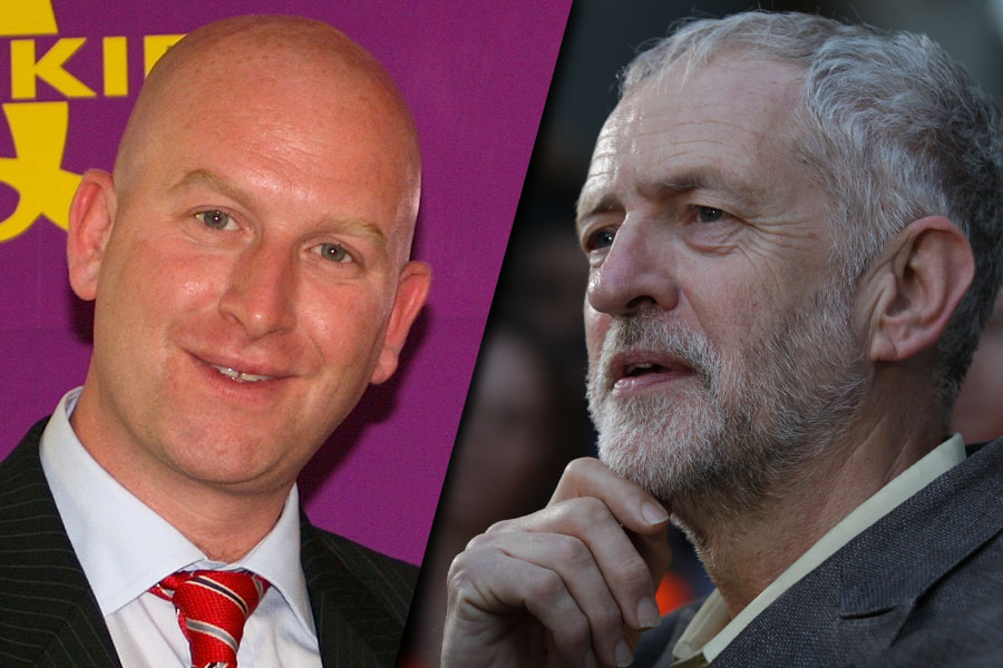 Political Punch-up: Paul Nuttall vs Jeremy Corbyn