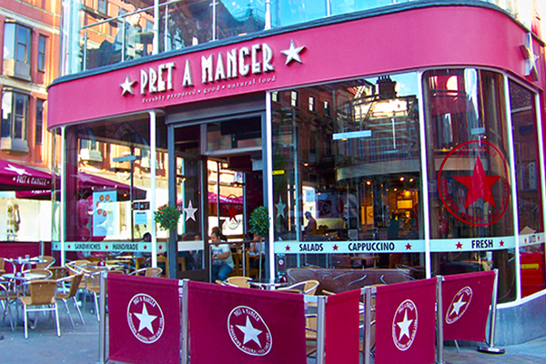 Pret A Manger displays novel employer brand in hilarious Twitter exchange