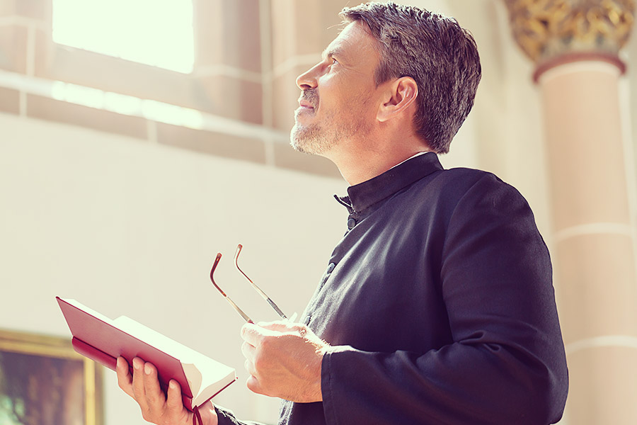Why recruiters can relate to the Catholic Church