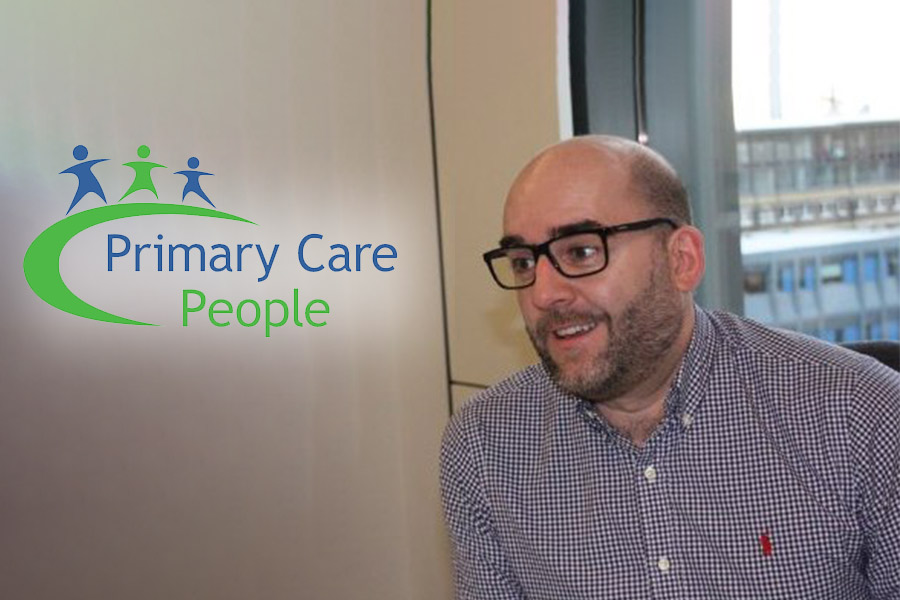Primary Care People appoint Managing Director