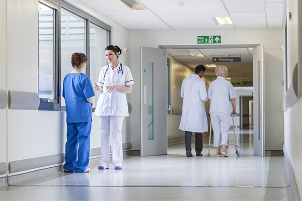 REC: Pay cut to agency nurses will only exacerbate staff shortages
