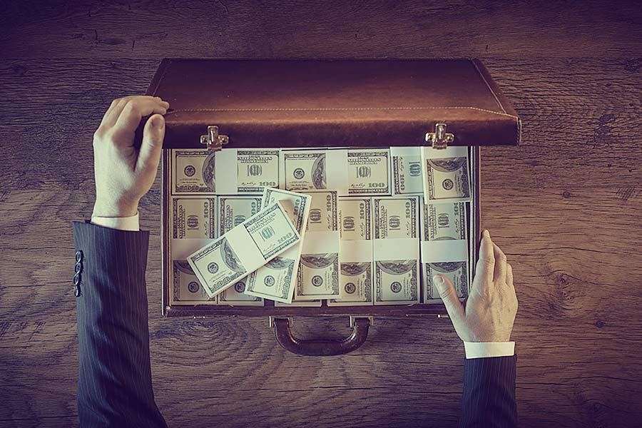Recruitment worker embezzled $1m from agency