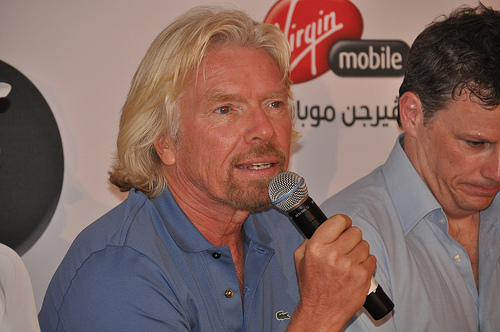 Richard Branson: It's personality that counts when recruiting