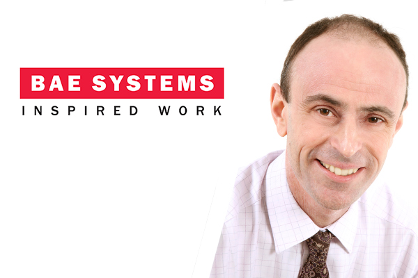Five minutes with: Richard Hamer, Education Director at BAE Systems