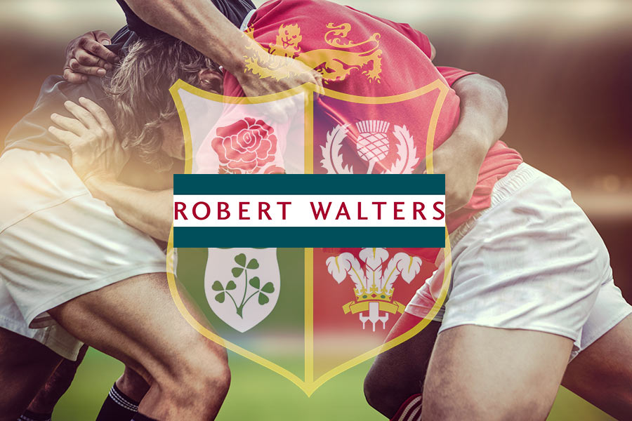 Robert Walters revealed as 2017 rugby sponsors