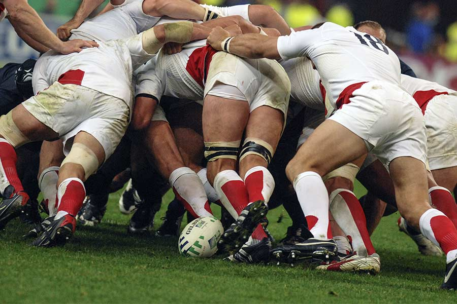 Rugby lessons for succession planning