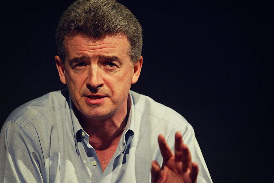 Ryanair CEO seeks candidate for 'worst job in Ireland'