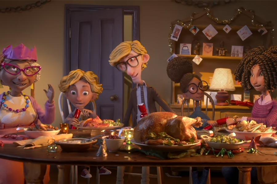 Sainsbury's & James Corden's Christmas advert highlights importance of work-life balance