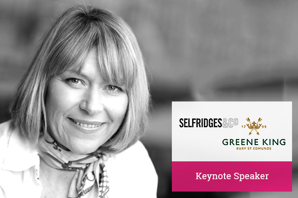 """""""Be selfish and create time"""", says Selfridges Group HR Director"""