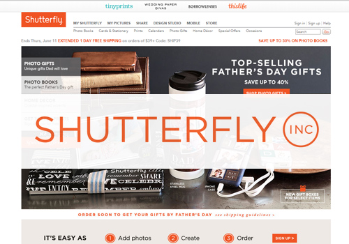 New Chief HR Officer for Shutterfly