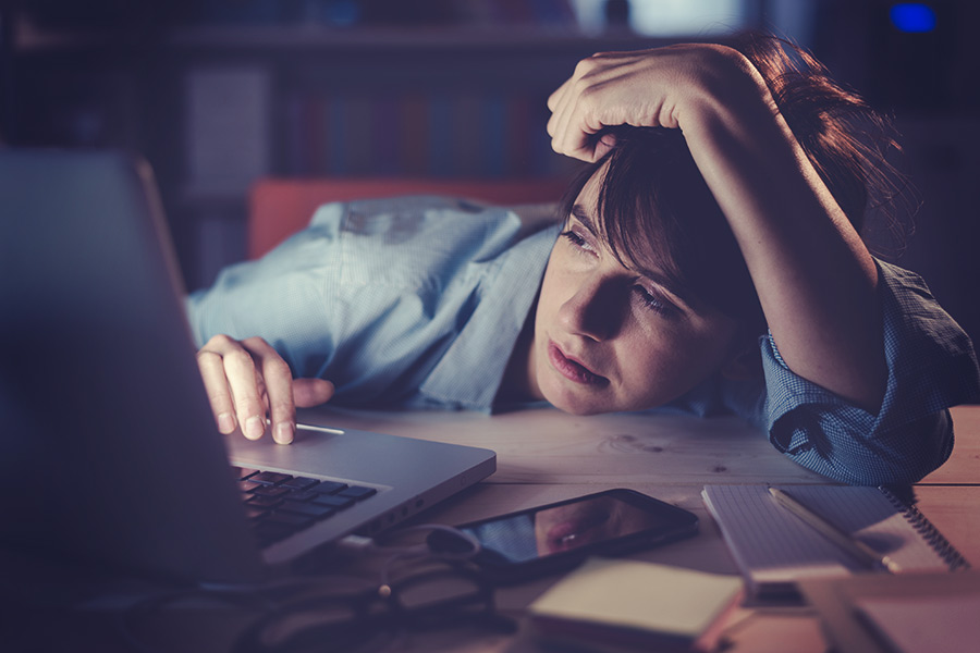 5 of the worst industries for sleep deprivation
