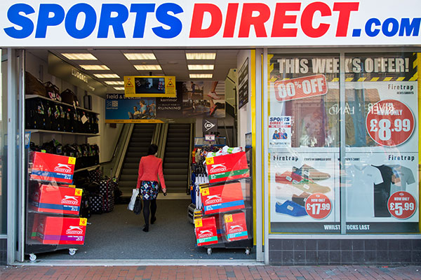 Sports Direct warehouse staff to receive back pay worth £1m