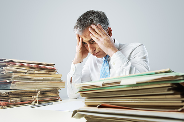 Workplace stress could kill you 33 years early