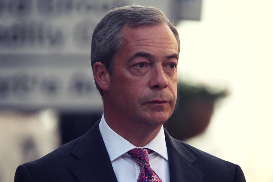 'No Vacancy!' - No. 10 says Nigel Farage will not be US Ambassador