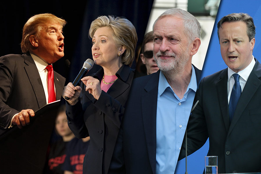 What went wrong in leadership for Cameron, Corbyn, Clinton & Co?