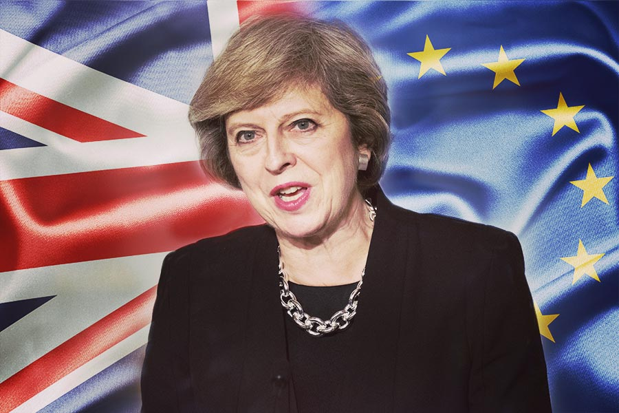 What does Theresa May's Brexit speech mean for HR?