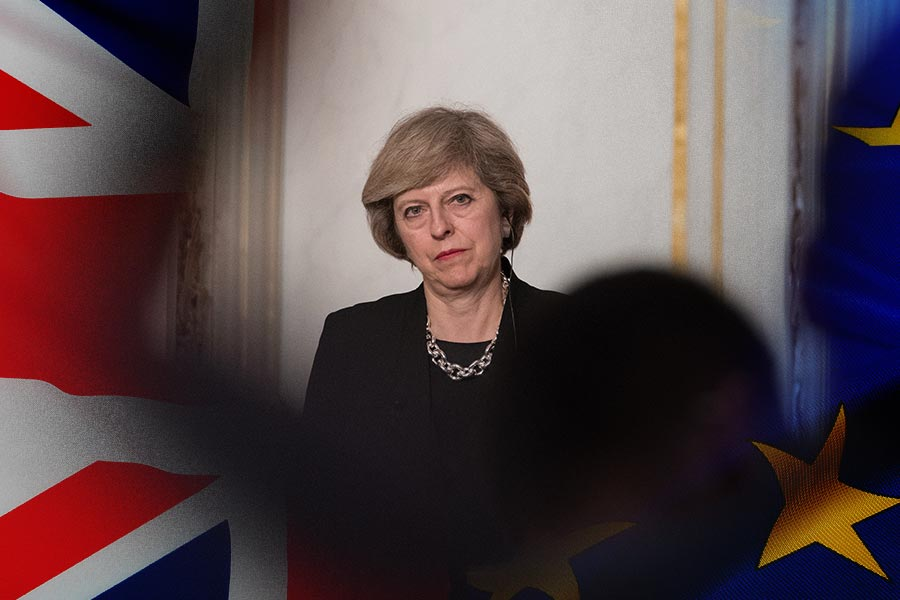 Theresa May says Brexit keeps her up at night - how to create a stress-free workplace