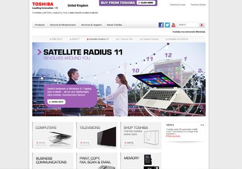 Toshiba appoint HR Director | Leadership | HR Grapevine