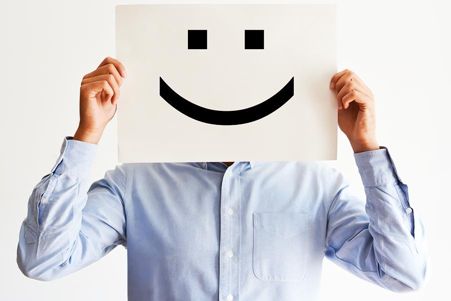 UK's happiest employee revealed