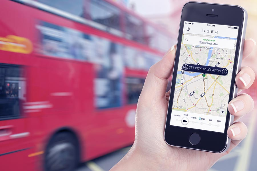 Uber staff 'use app to stalk ex-partners and celebs', ex-employee claims