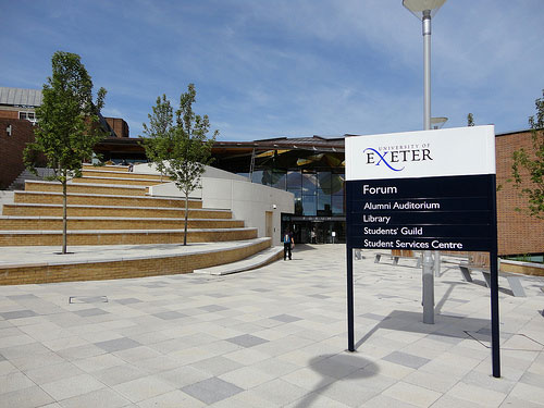 University of Exeter new HR Director starts role