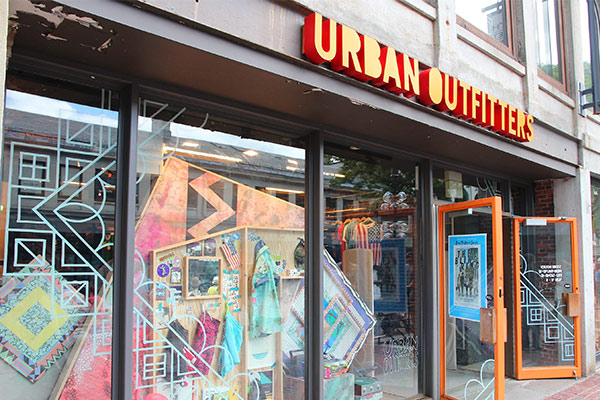 Urban Outfitters asks staff to work for free but calls it 'teambuilding'