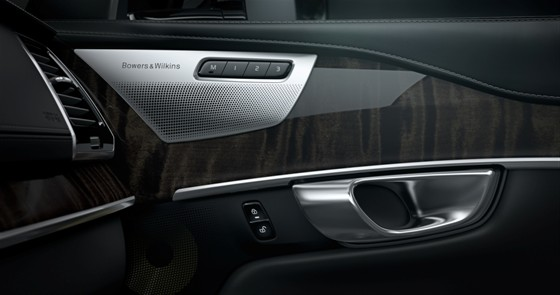 Volvo Cars teams up with Bowers & Wilkins to create an exceptional audio system for the all-new Volvo XC90 (Sponsored Content)