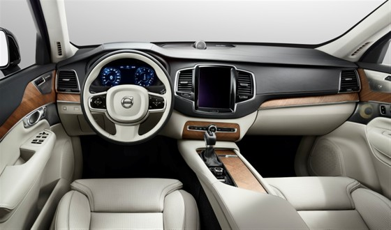 First look inside the all-new Volvo XC90 (Sponsored Content)