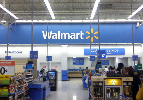 Walmart to recruit 250,000 US ex-military by 2020