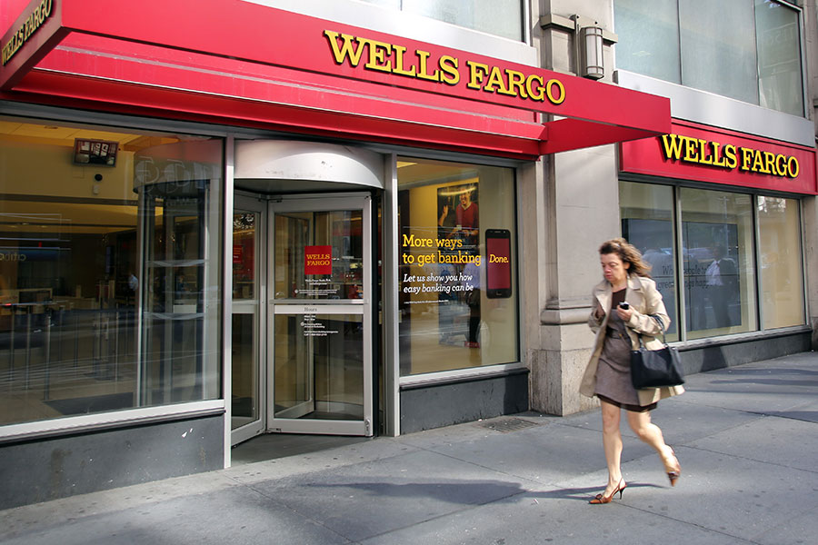 Wells Fargo gives exec who oversaw scandal-ridden department £95m 'golden handshake'