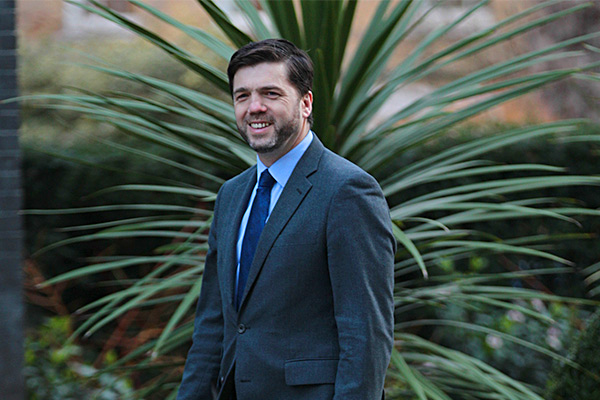 Who is... Stephen Crabb?