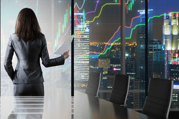 Revealed: Why women in finance earn less than men