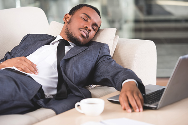Why you should let your staff nap on the job