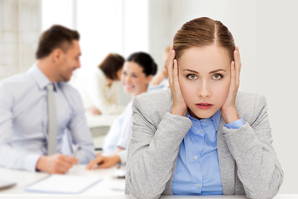 Your employee's hearing could be killing office morale