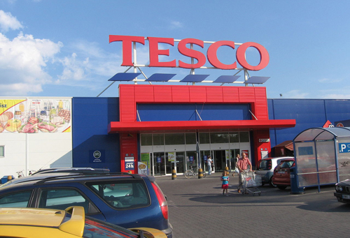 Tesco close 43 stores and staff pension scheme despite productive Christmas
