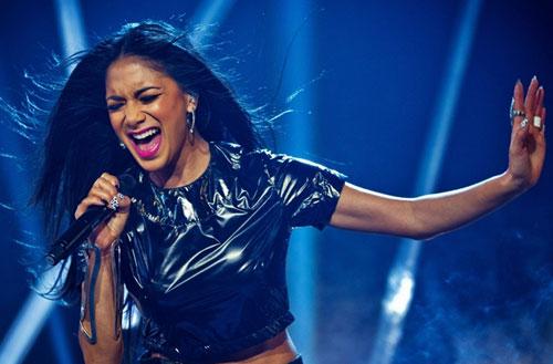 X Factor's Nicole Scherzinger sets the standard in mentoring