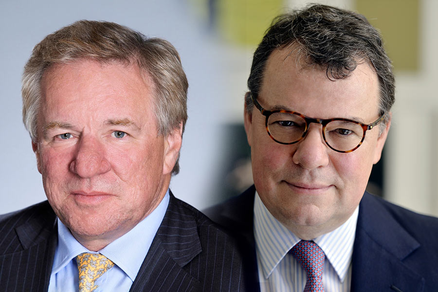 Aberdeen Asset & Standard Life reveal how CEOs will share role following merge