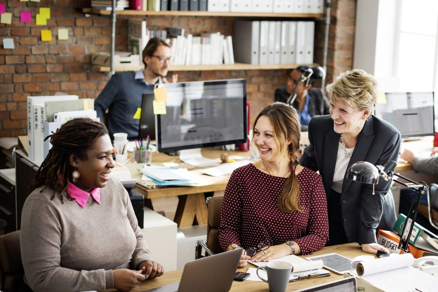 Changing perceptions of the role of HR