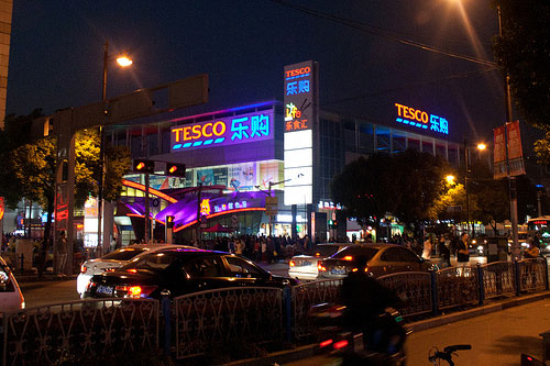 Tesco considers China Resources merger