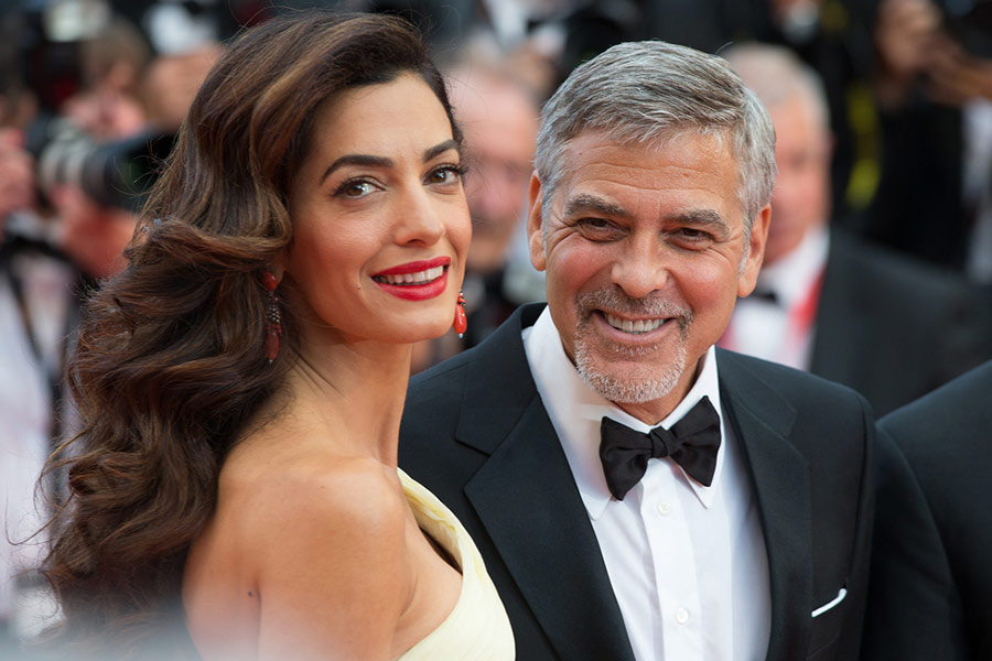 Amal Clooney 'faced harassment in legal world' reveals George, amid Weinstein scandal