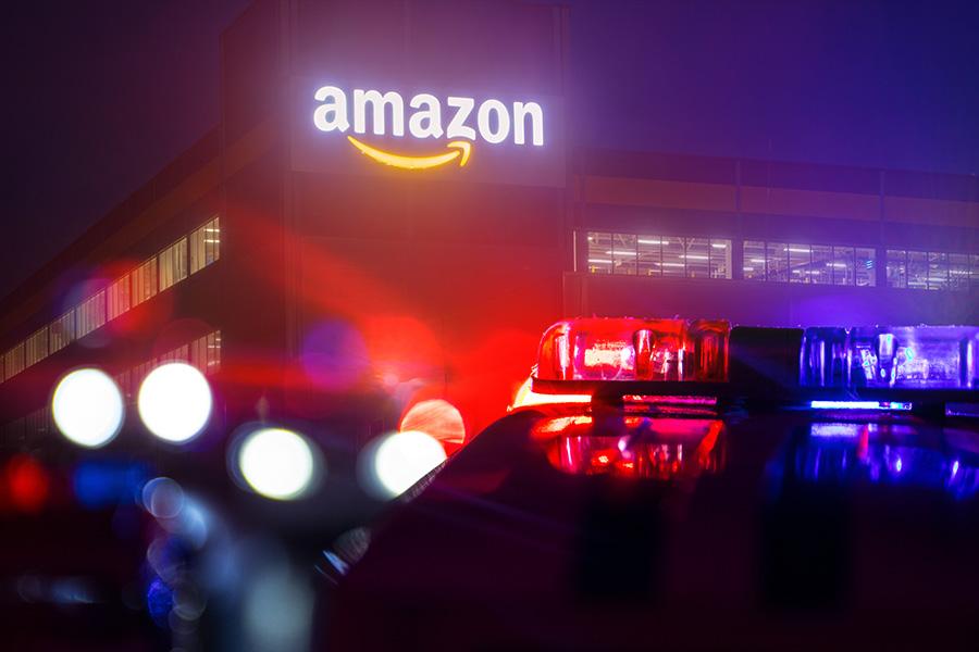 Emergency call logs reveal harrowing suicidal employee crisis at Amazon