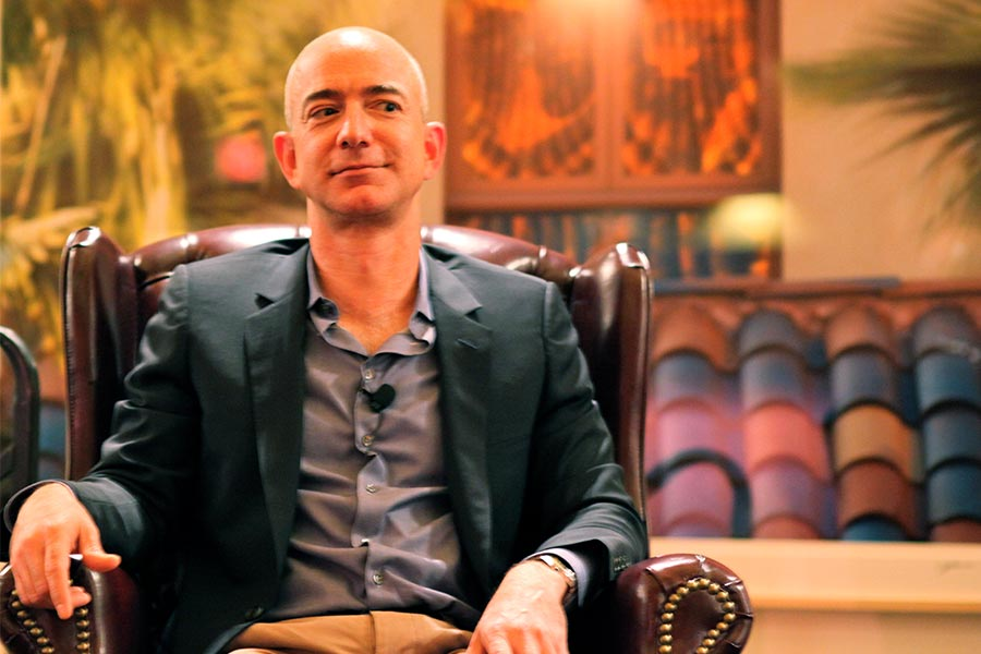 Amazon boss pockets 1.2 million times more than average worker pay