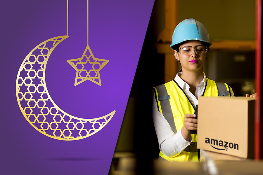 Amazon accused of appalling Ramadan management
