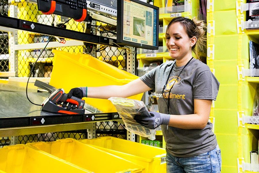 Amazon dedicates $700m to upskill workers