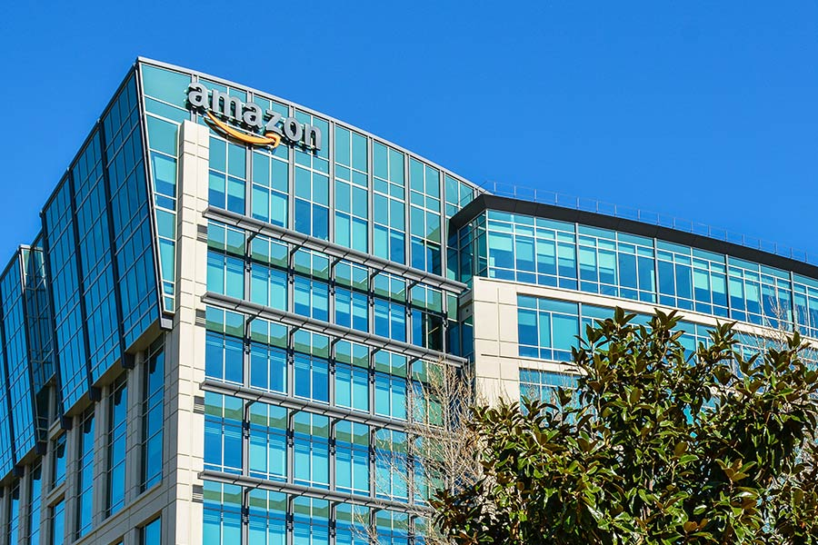 Amazon trials four-day working week for HR tech team