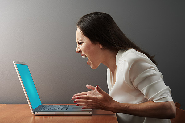 Women lose influence when displaying anger, says study